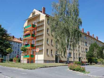 Mehrgenerations-Wohnen in Löbau SÜD schöne moderne 2 RW Balkon!
