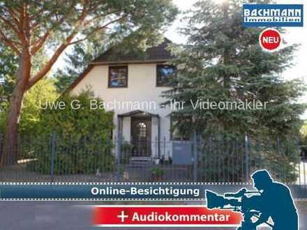 Berlin-Alt-Hohenschönhausen: Gepfl. EFH auf gr. Grundstück mit Baulandreserve - UWE G.BACHMANN
