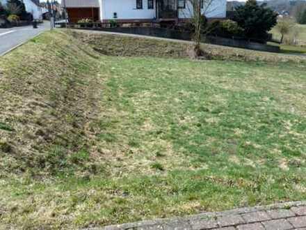 Voll erschlossener Bauplatz in attraktivem Wohngebiet von Schlüchtern-Wallroth