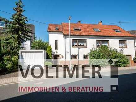 SOLIDE - Einfamilienhaus mit Dachstudio in zentraler Lage von Schiffweiler