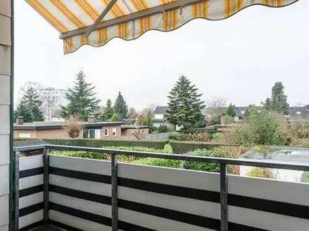 Schicke 3 Zimmerwohnung mit Balkon in Bielefeld-Heepen