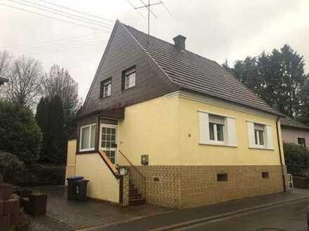 Freistehendes Einfamilienhaus in Bexbach