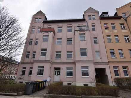 Individuelle 2-Raum-Wohnung mit Balkon in idealer Lage!