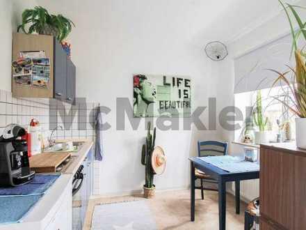 Ideal für Singles oder Studierende: Gemütliche 1-Zimmer-Wohnung im Herzen von Schwerin