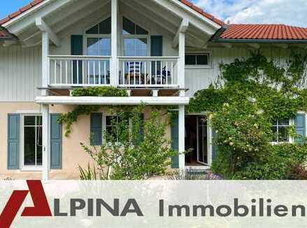 Platz für Ihre Familie! - Tolle 5-Zimmer-Wohnung in Prien am Chiemsee!