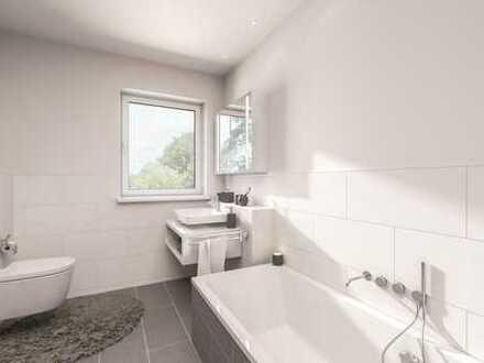 E & Co. - Eckhaus mit Indoorpool (insg. ca. 277qm Wohn-/Nutzfläche). Ruhig + Grün.
