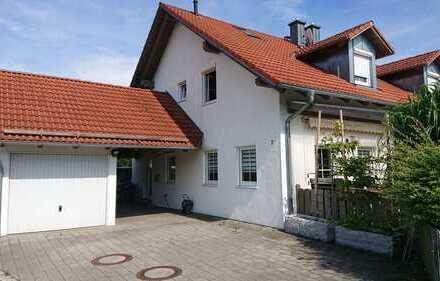 Schöne Doppelhaushälfte in Landshut (Kreis), Altdorf,Pfettrach