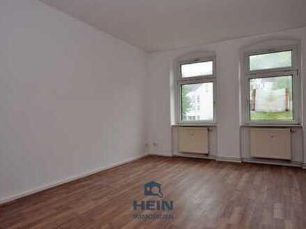Frisch renovierte 3-Raumwohnung mit Balkon