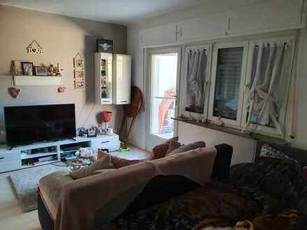2 ZKB Wohnung in Landau, Fußgängerzone, mit Balkon