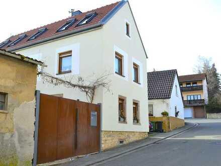 Einfamilienhaus mit Hof und Garten, Ottersheim, provisionsfrei !