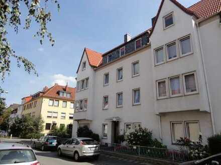 Gemütliche 2-Zimmer-Wohnung in einer schönen Seitenstraße in Findorff