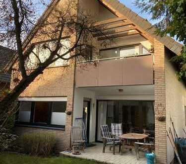 3-Z-ca. 95qm mit Terrasse und Garten im Zwei-Familien Haus, mit Garage in Wahnheide
