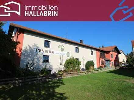 Pension mit Wohnhaus in zentraler Lage im Kurort Bad Birnbach
