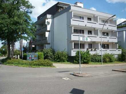 Exklusive, sanierte 1-Zimmer-Wohnung mit Balkon und EBK in Kernen-Rommelshausen