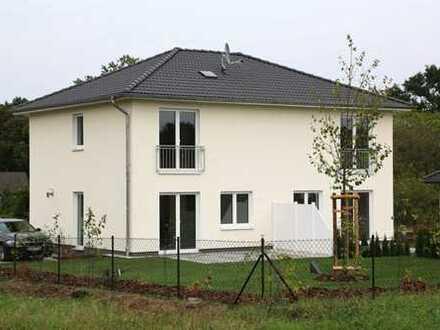 Doppelhaushälfte in Wandlitz, Louisenhain 31