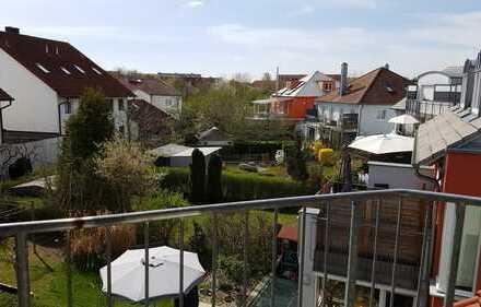 Großzügige 3-Zimmer-Maisonette-Wohnung mit 2 Balkonen