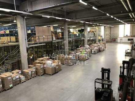 Logistikflächen 10.000-30.000 m² | sofort verfügbar