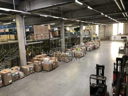 Logistikflächen 10.000-30.000 m²   sofort verfügbar