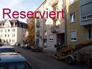 Vermietetes Apartment inkl. Garage in sehr guter Lage von Augsburg