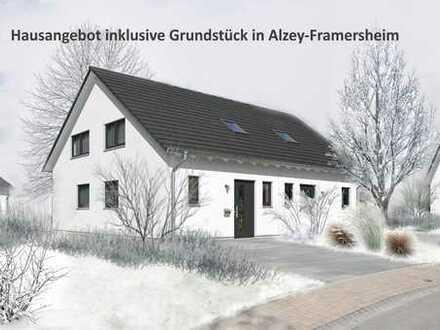 Alzey-Framersheim Town & Country Aktionshaus DHH Behringen 116 inklusive Grundstück