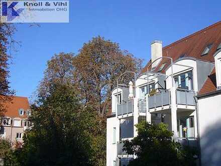 Traumhafte 3-Zimmer-Gartenwohnung in Augsburg / Altstadt - Frei!