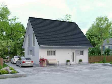 Lückenbebauung direkt im Ortskern, Bebauung mit 3 Einfamilienhäuser, Grundstück 2