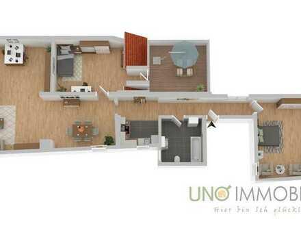 +++ 5-Zimmer-Wohnung mit Dachterrasse im Zentrum von Esslingen +++