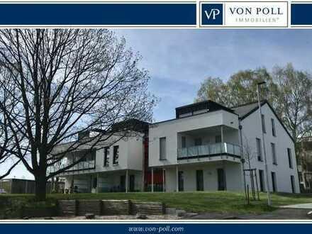 Moderne Penthousewohnung mit sonniger Dachterrasse im Quartier Süd