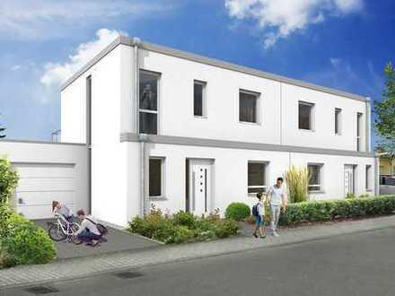 DHH - NB - Als Ausbauhaus - inkl. Garage und Außenanlage!