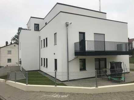 Exklusive neue 3-Zimmer-Wohnung mit großem Balkon in Ingolstadt