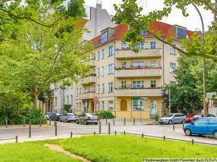 Einzugsbereite, geschmackvoll renovierte Familienwohnung im schönen Pankow