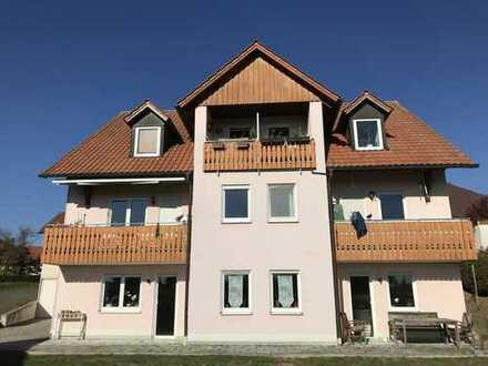 Schöne helle 4 Zimmer-Wohnung in Tirschenreuth