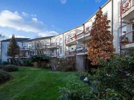 Bonn-Brüser Berg, provisionsfreie 5-Zimmer Wohnung in ruhiger Lage
