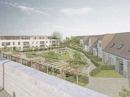 Außergewöhnliche Wohnung im Landesgartenschaugelände WE 4 mit sonnigem Garten/Terrasse
