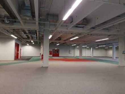 Großzügige Gewerbefläche auf zwei Etagen - Einkaufzentrum Triebischtal