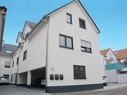 Neubauwohnung aus 2016: Drei Zimmer und Balkon in Haßloch