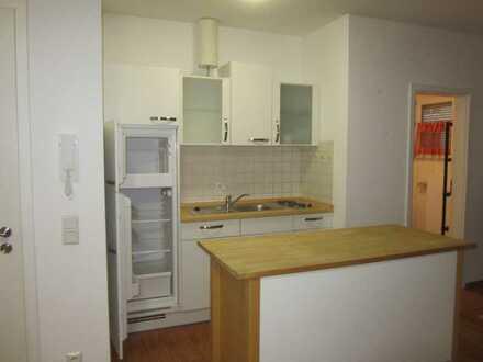 Attraktive 1-Zimmer-Erdgeschosswohnung mit EBK in Biberach