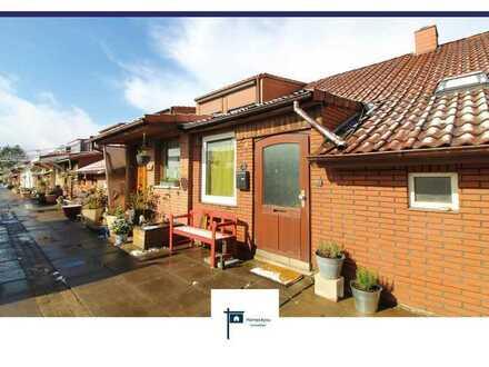 Provisionsfrei für den Käufer - Gemütliches kleines Handwerkerhaus in Bremen Oslebshausen