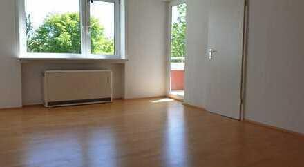 Sofort bezugsfrei! Schön geschnittene Zweizimmerwohnung mit ca. 45 m² Wohnfläche und Südbalkon