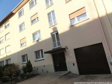 Sanierte und renovierte Souterrain-Wohnung in Mannheim-Käfertal