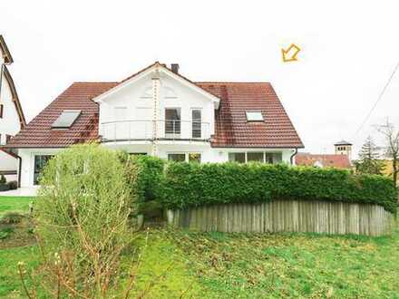 Wohnen auf der Sonnenseite: Moderne Doppelhaushälfte am Fuße der Yburg