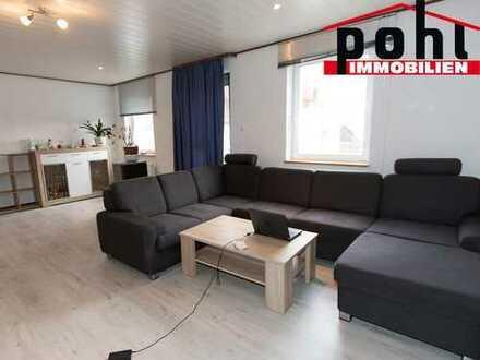 Großzügig und neu renoviert, 5-Zimmer Wohnung mit großer Terrasse, nur 2km von Bad Rodach entfernt!!