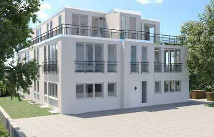 Neubauprojekt in Toplage von Wiesbaden-Biebrich - 3-Zimmerwohnung mit Balkon