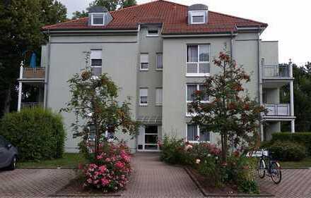 Seniorenfreundliche Wohnung mit Balkon und Aufzug