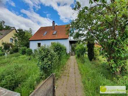 Einfamilienhaus in Pressath mit großem Garten und Terrasse zu vermieten!