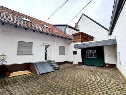 Ruhig und doch zentral gelegenes Einfamilienhaus mit 5 Zimmern in Weiler