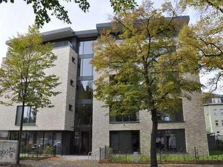 Voll ausgestattetes Apartment mit Gym, Lounge, Dachterrasse (58 m² Rollstuhlgerecht) -ERSTBEZUG-