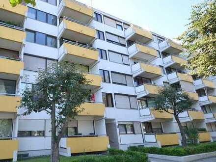 Helle 2-Zimmer-Eigentumswohnung zur Selbstnutzung in München-Sendling / nähe Harras