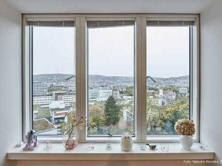 Großzügiges Anwesen mit Neubaupotential in unverbaubarer Aussichtslage am Killesberg