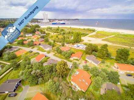 Exklusive Strandvilla mit Wellnessbereich in direkter Strandlage Lübeck-Travemünde